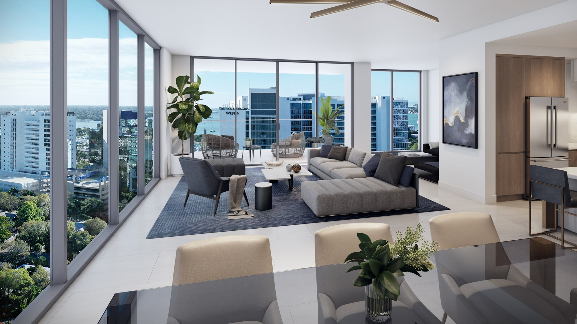 Bayso Residence F | Artist's Rendering