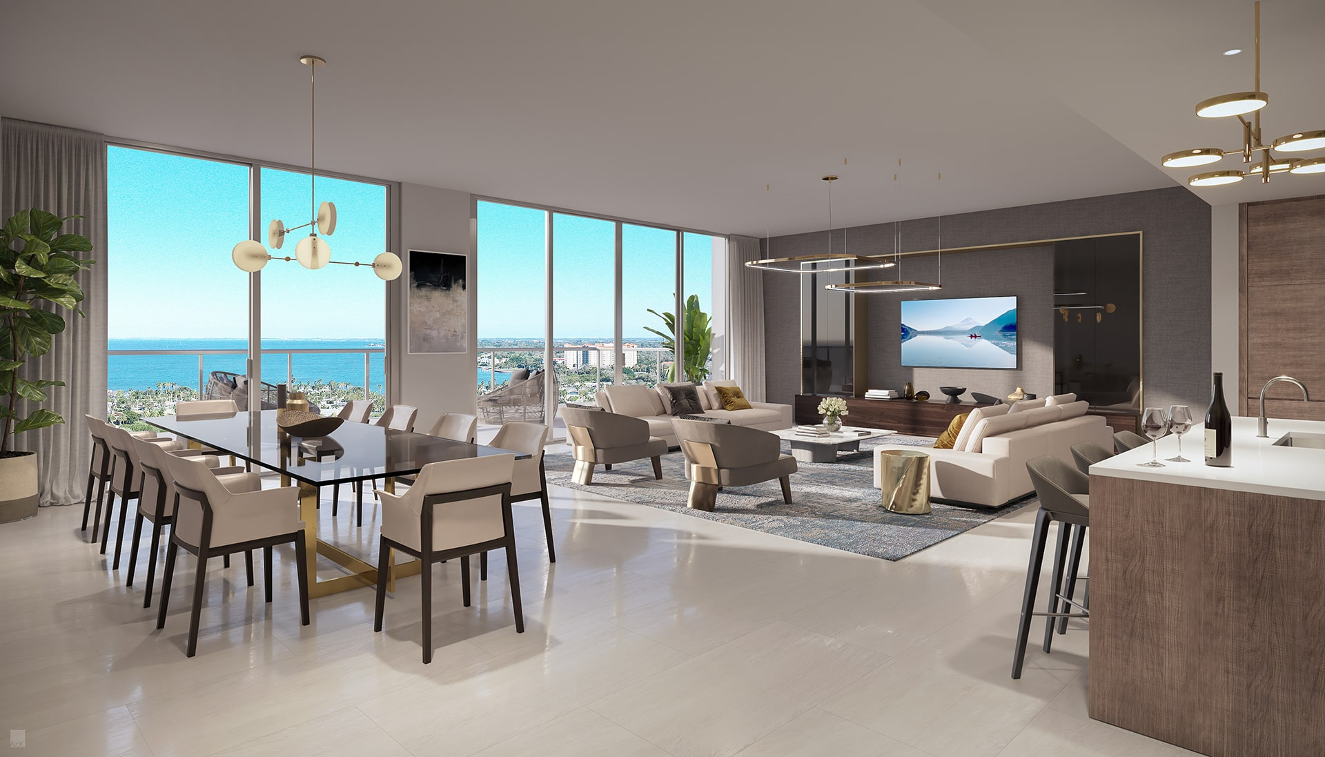 Bayso Penthouse 03 | Artist's Rendering