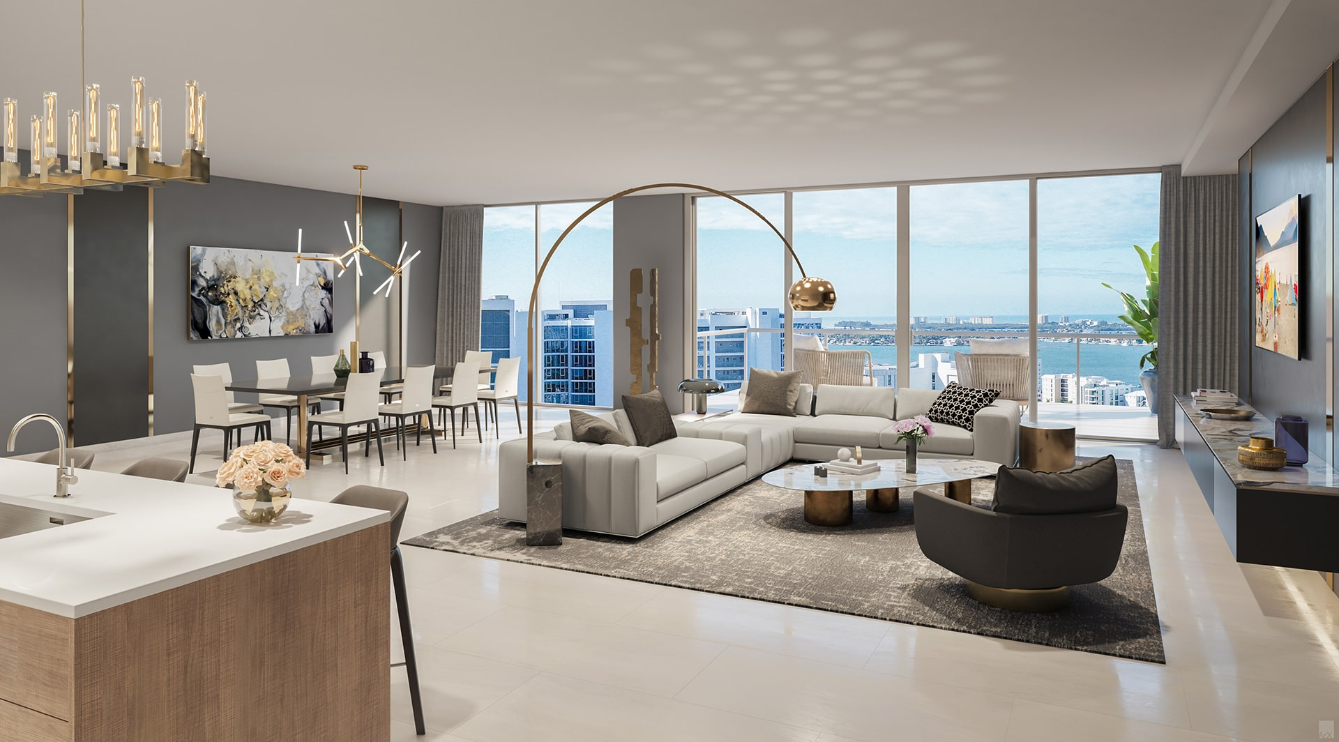 Bayso Penthouse 05 | Artist's Rendering