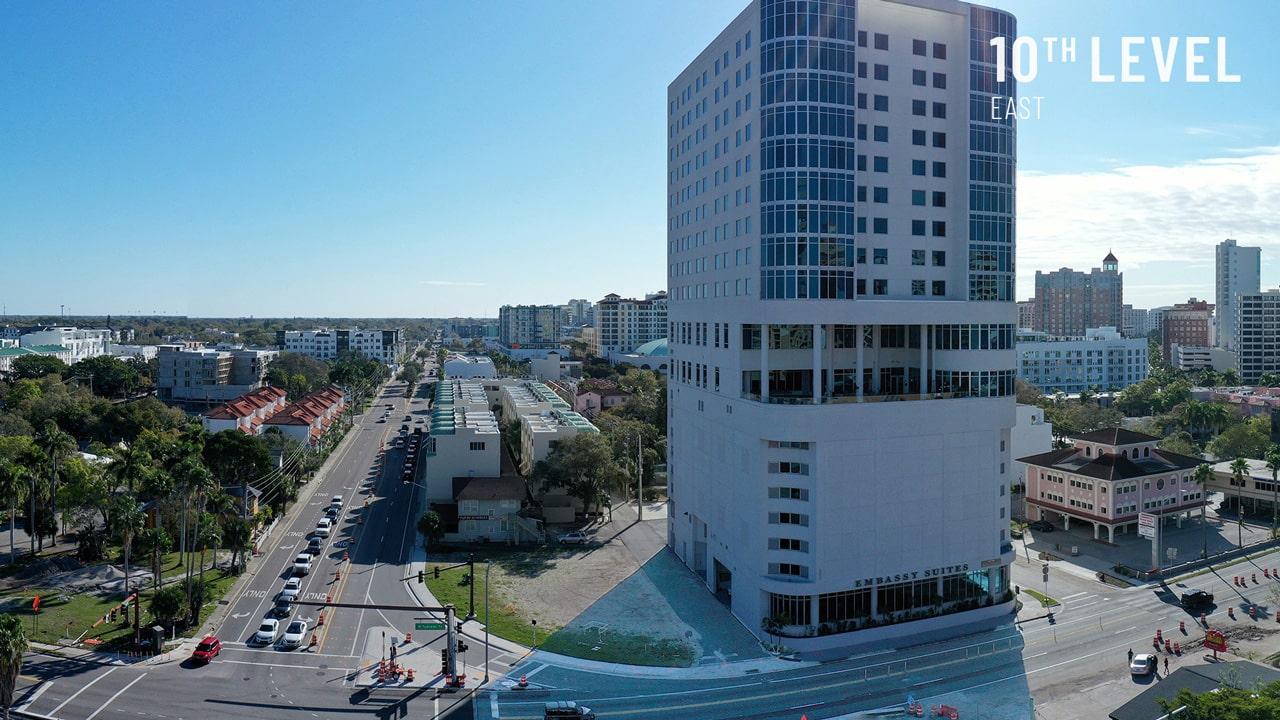 Bayso Sarasota - 10th Level East View