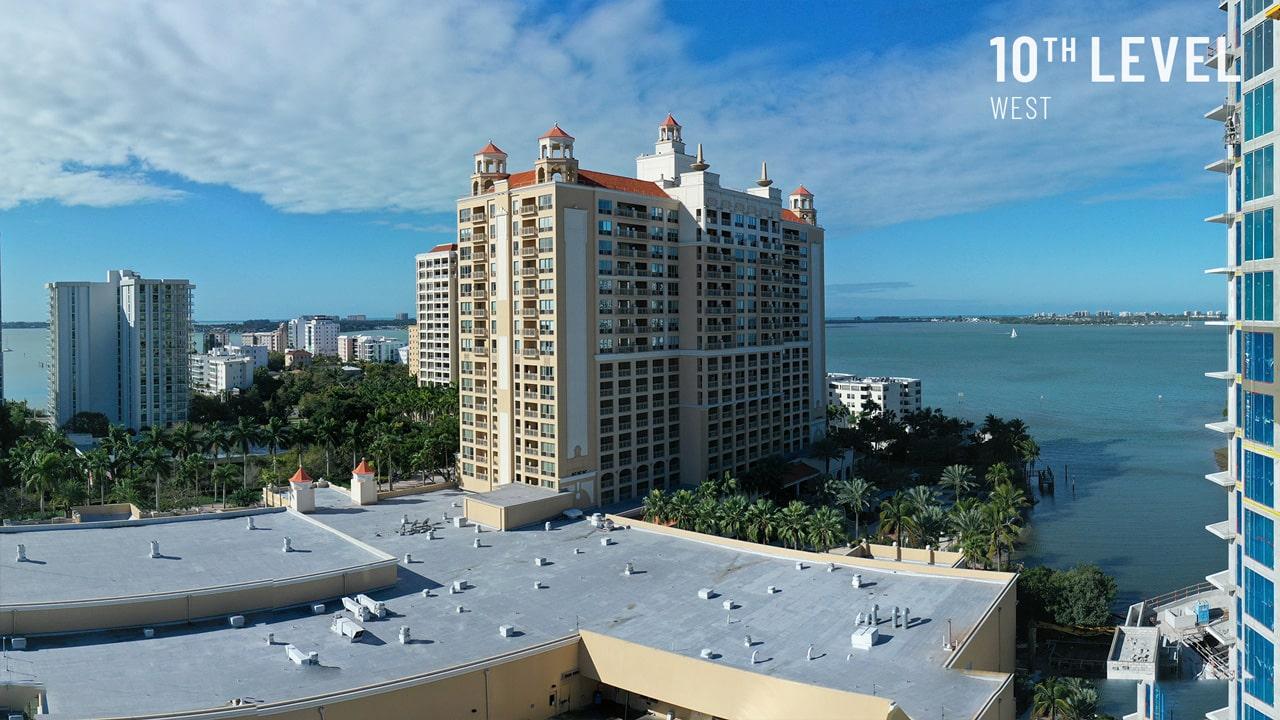 Bayso Sarasota - 10th Level West View