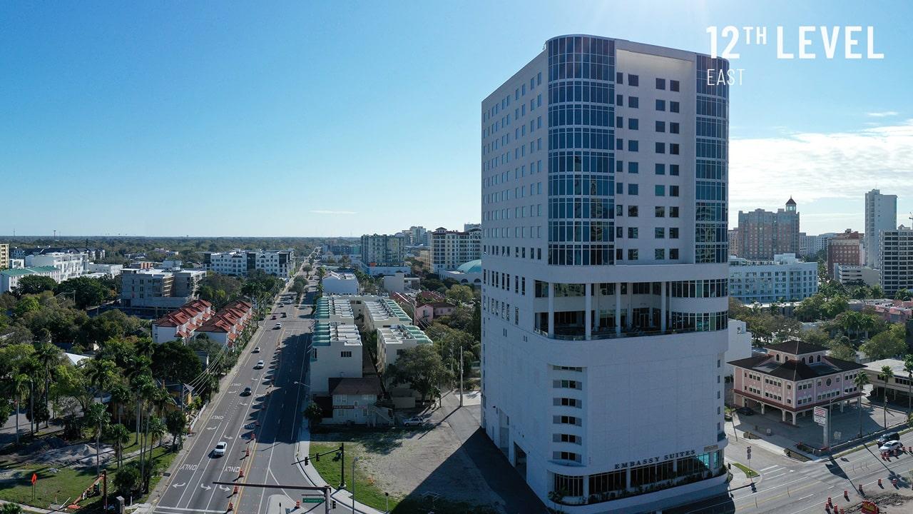 Bayso Sarasota - 12th Level East View