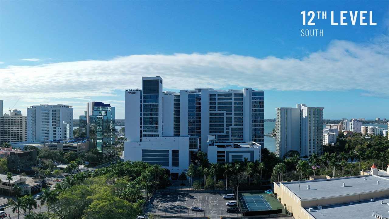 Bayso Sarasota - 12th Level South View