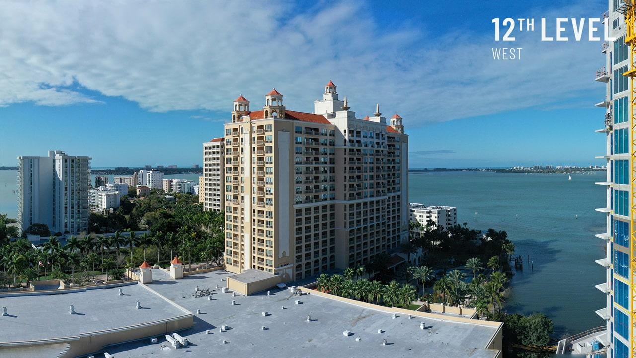 Bayso Sarasota - 12th Level West View