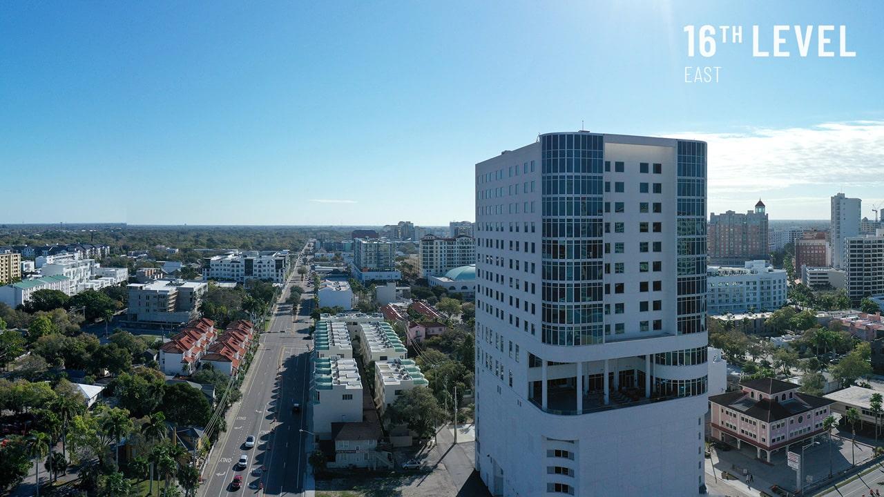 Bayso Sarasota - 16th Level East View