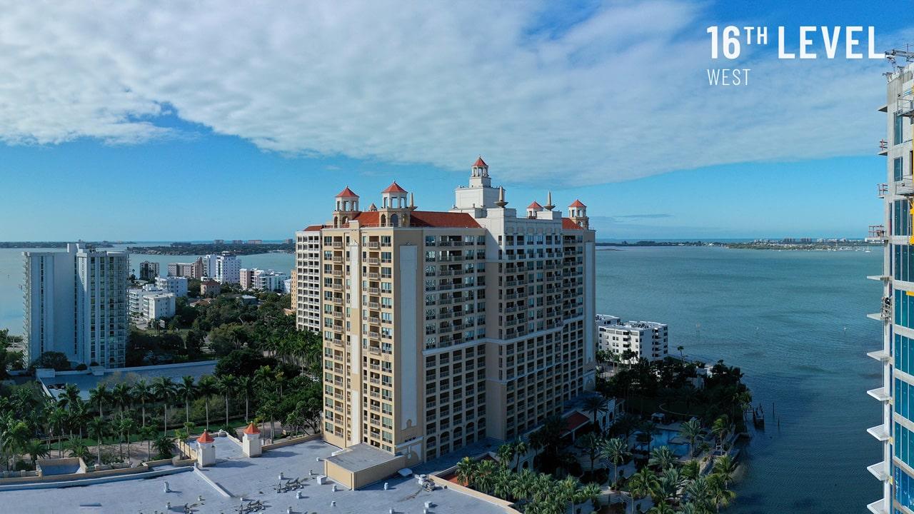 Bayso Sarasota - 16th Level West View