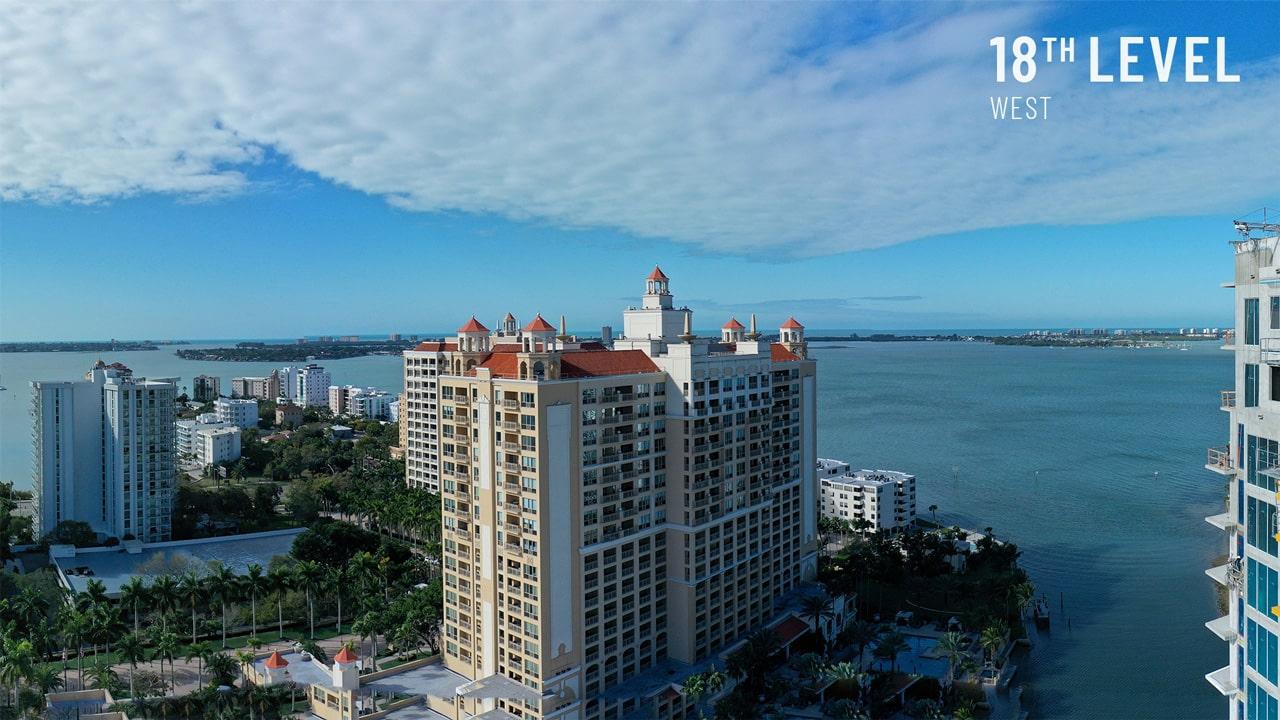 Bayso Sarasota - 18th Level West View