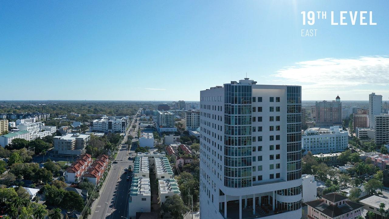 Bayso Sarasota - 19th Level East View