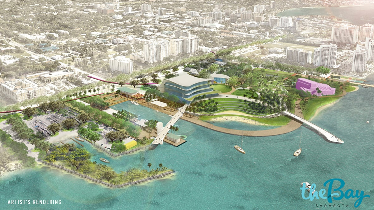 the bay sarasota rendering